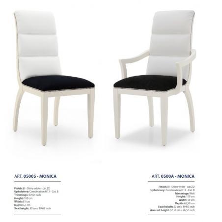 Sevensedie Contemporaneo стулья и полукресла - Фото 19