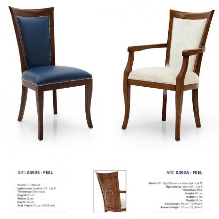 Sevensedie Contemporaneo стулья и полукресла - Фото 21