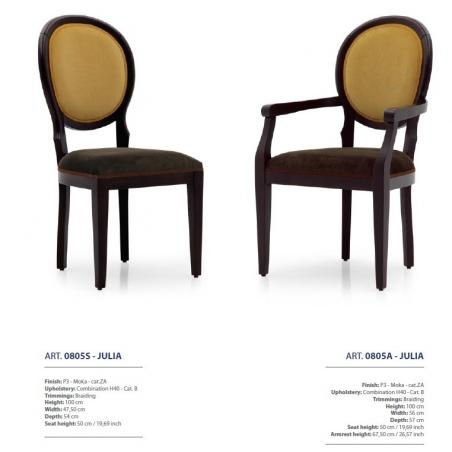 Sevensedie Contemporaneo стулья и полукресла - Фото 22