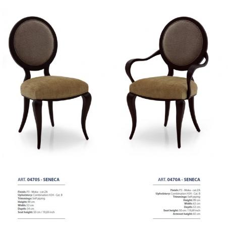 Sevensedie Contemporaneo стулья и полукресла - Фото 27