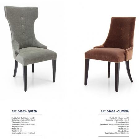 Sevensedie Contemporaneo стулья и полукресла - Фото 29