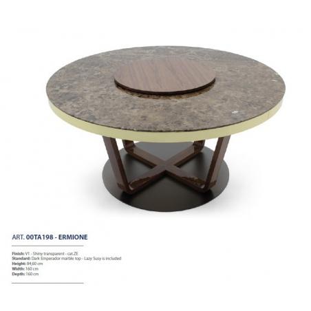 Sevensedie Contemporaneo обеденные столы - Фото 6