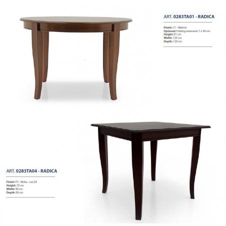 Sevensedie Contemporaneo обеденные столы - Фото 9