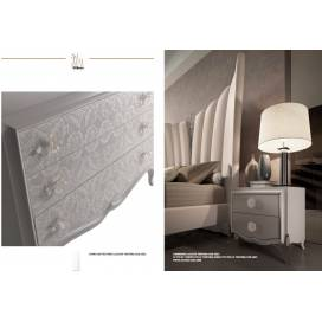 Stilema St Tropez спальня - Фото 4