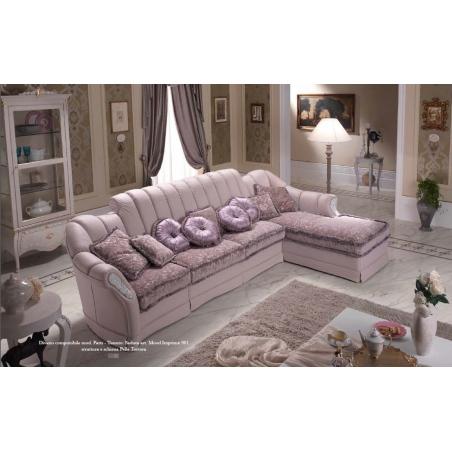 Stilema La Belle Epoque мягкая мебель - Фото 8