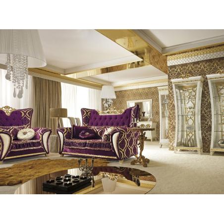Gotha Gold and Diamonds гостиная - Фото 4
