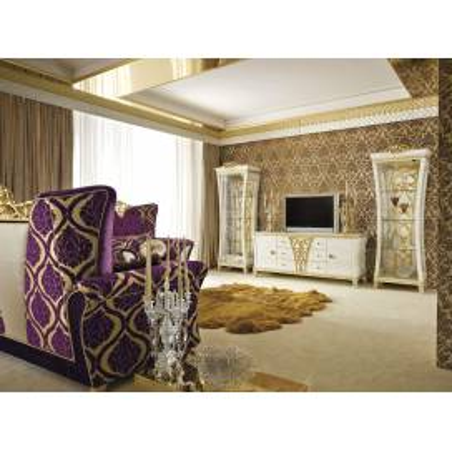 Gotha Gold and Diamonds гостиная - Фото 5