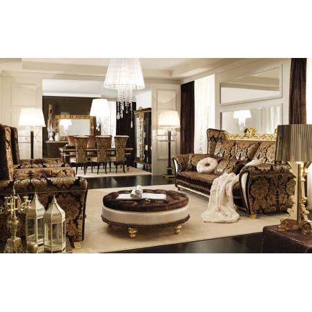 Gotha Gold and Diamonds гостиная - Фото 8