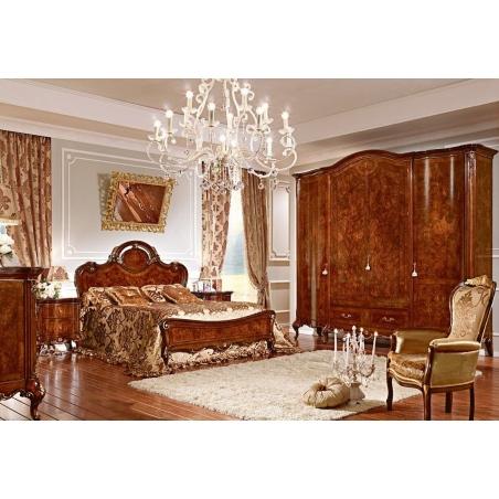 Gotha Settecento 700 спальня - Фото 4