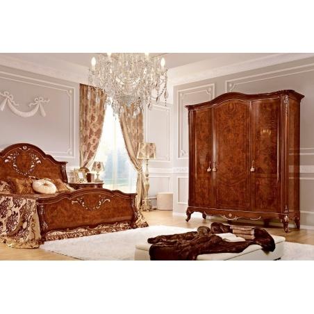 Gotha Settecento 700 спальня - Фото 8