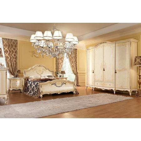 Gotha Settecento 700 спальня - Фото 9