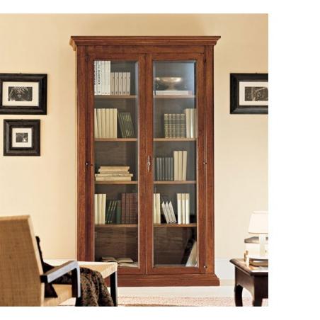 Elisa Mobili Antiquariato витрины, библиотеки - Фото 6