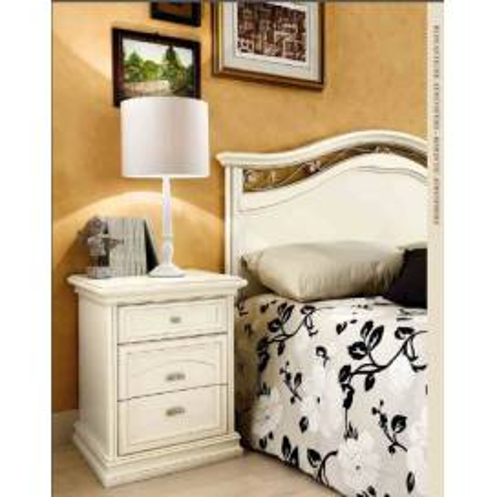DAL CIN Ambra gessato bianco спальня - Фото 2