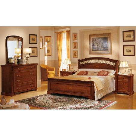 Dal Cin Tosca спальня - Фото 11