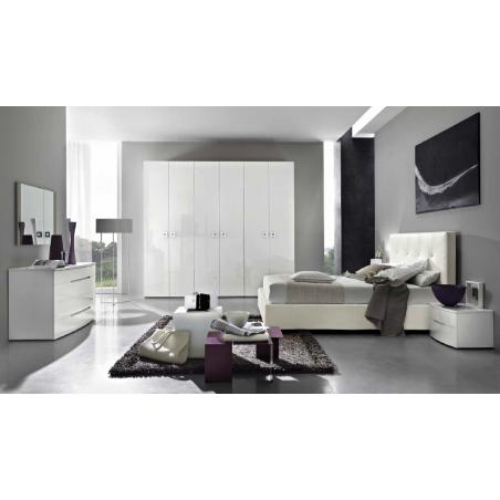 Dal Cin современные спальни - Фото 1