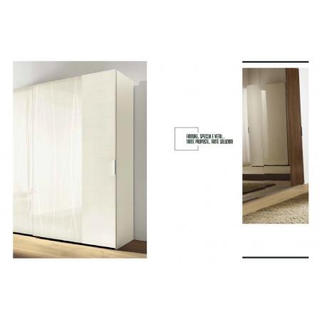 Dal Cin современные шкафы - Фото 10