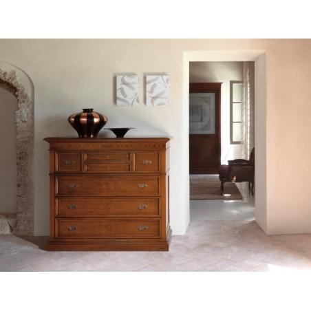 Accademia del mobile Florenzia спальня - Фото 11