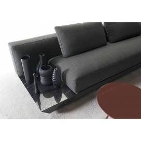 Alberta salotti Black мягкая мебель - Фото 2