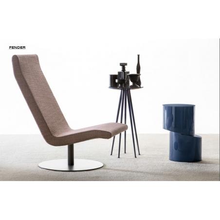 Alberta salotti Black мягкая мебель - Фото 4