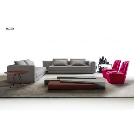 Alberta salotti Black мягкая мебель - Фото 6