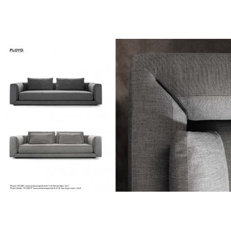 Alberta salotti Black мягкая мебель - Фото 8