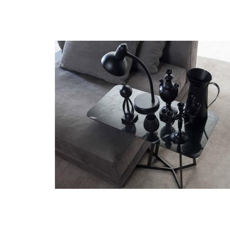 Alberta salotti Black мягкая мебель - Фото 12