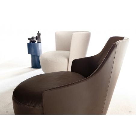Alberta salotti Black мягкая мебель - Фото 19