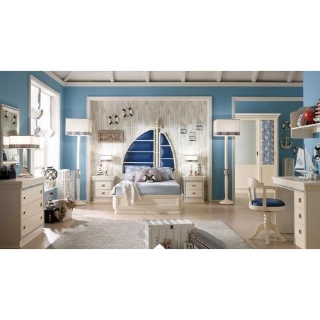 Caroti Vecchia Marina мебель для детской комнаты - Фото 1