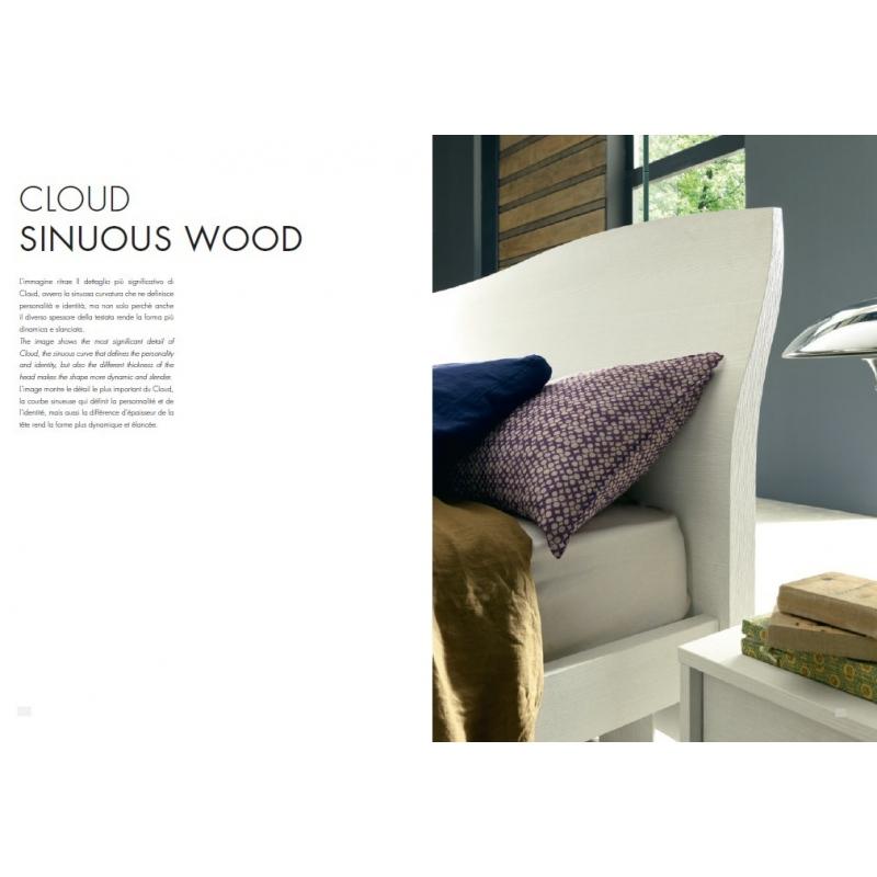 SMA Mobili Cloud спальня