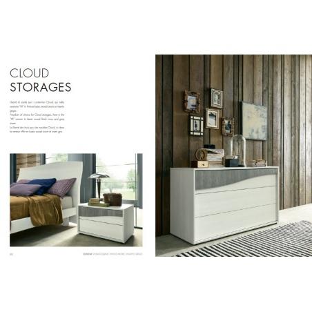 SMA Mobili Cloud спальня - Фото 3