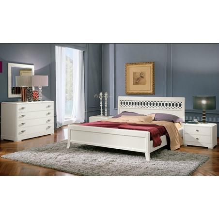 Serenissima  Murano bianco спальня - Фото 1