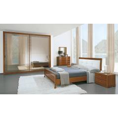 Serenissima Murano noce спальня