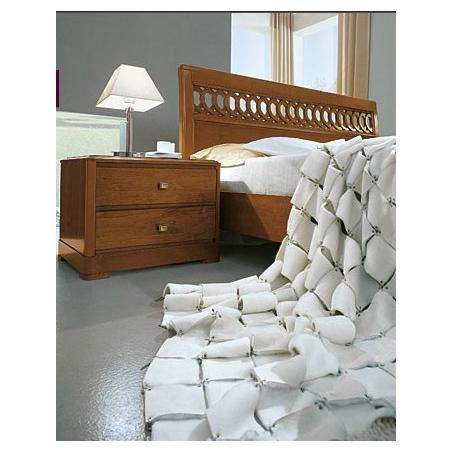 Serenissima Murano noce спальня - Фото 5