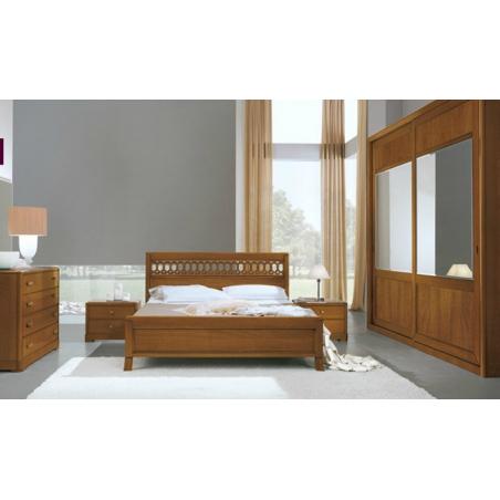 Serenissima Murano noce спальня - Фото 6