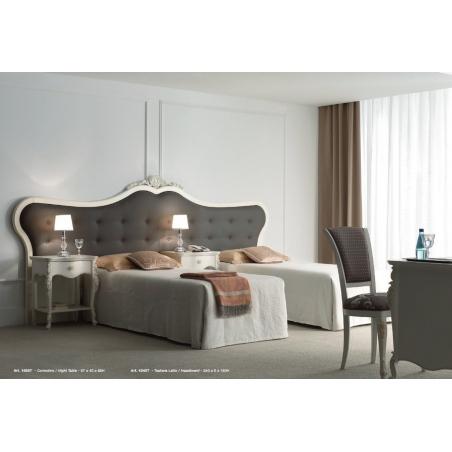 Vaccari International Venere мебель для гостиницы - Фото 5