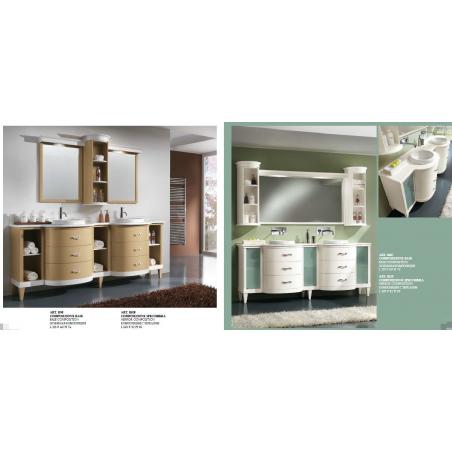 C.P. Mobili Aqua мебель для ванной - Фото 3