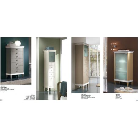 C.P. Mobili Aqua мебель для ванной - Фото 4