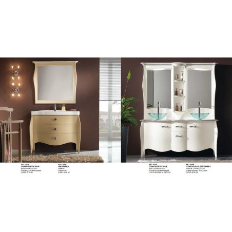 C.P. Mobili Aqua мебель для ванной - Фото 6