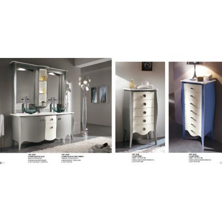 C.P. Mobili Aqua мебель для ванной - Фото 7