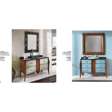 C.P. Mobili Aqua мебель для ванной - Фото 8