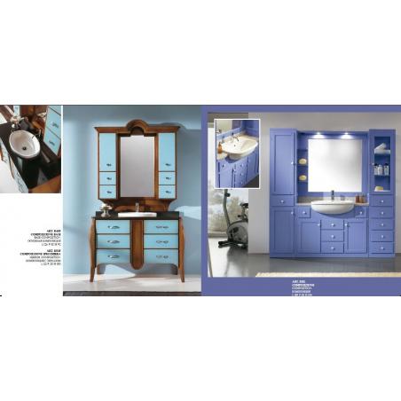 C.P. Mobili Aqua мебель для ванной - Фото 9