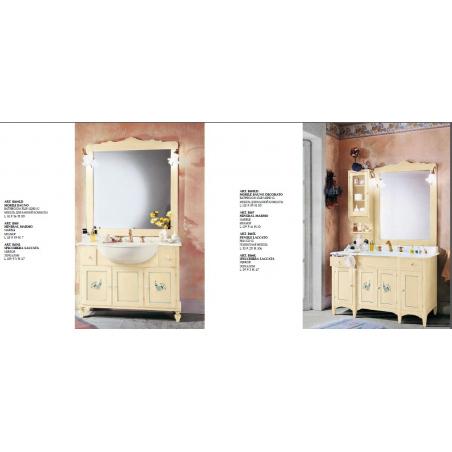 C.P. Mobili Aqua мебель для ванной - Фото 13