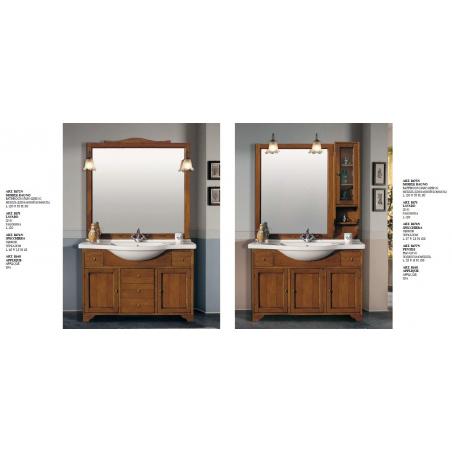C.P. Mobili Aqua мебель для ванной - Фото 14