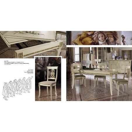 Claudio Saoncella Vivaldi Laccato гостиная - Фото 4