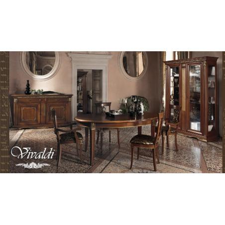 Claudio Saoncella Vivaldi гостиная - Фото 3