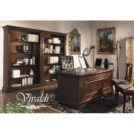 Claudio Saoncella Vivaldi кабинет - Фото 3