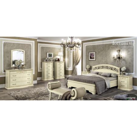 Camelgroup Torriani Avorio спальня - Фото 2