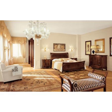 Dall'Agnese Sorrento спальня - Фото 4