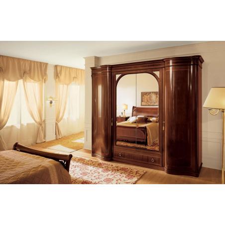 Dall'Agnese Sorrento спальня - Фото 5