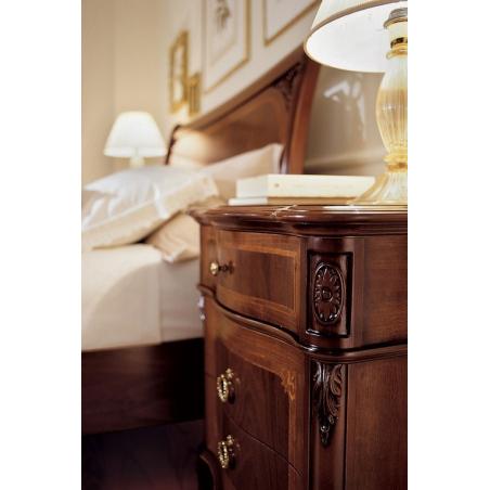 Dall'Agnese Sorrento спальня - Фото 8